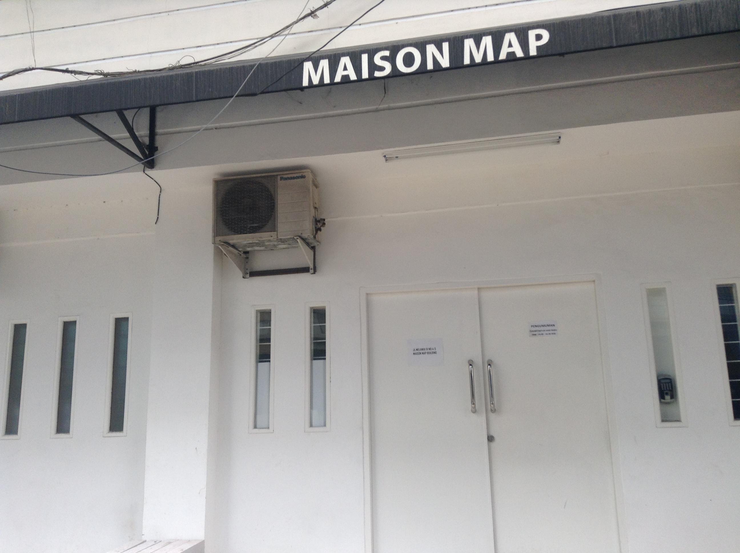 インドネシア ジャカルタの転職エージェント G.A.コンサルタンツが入居するビル