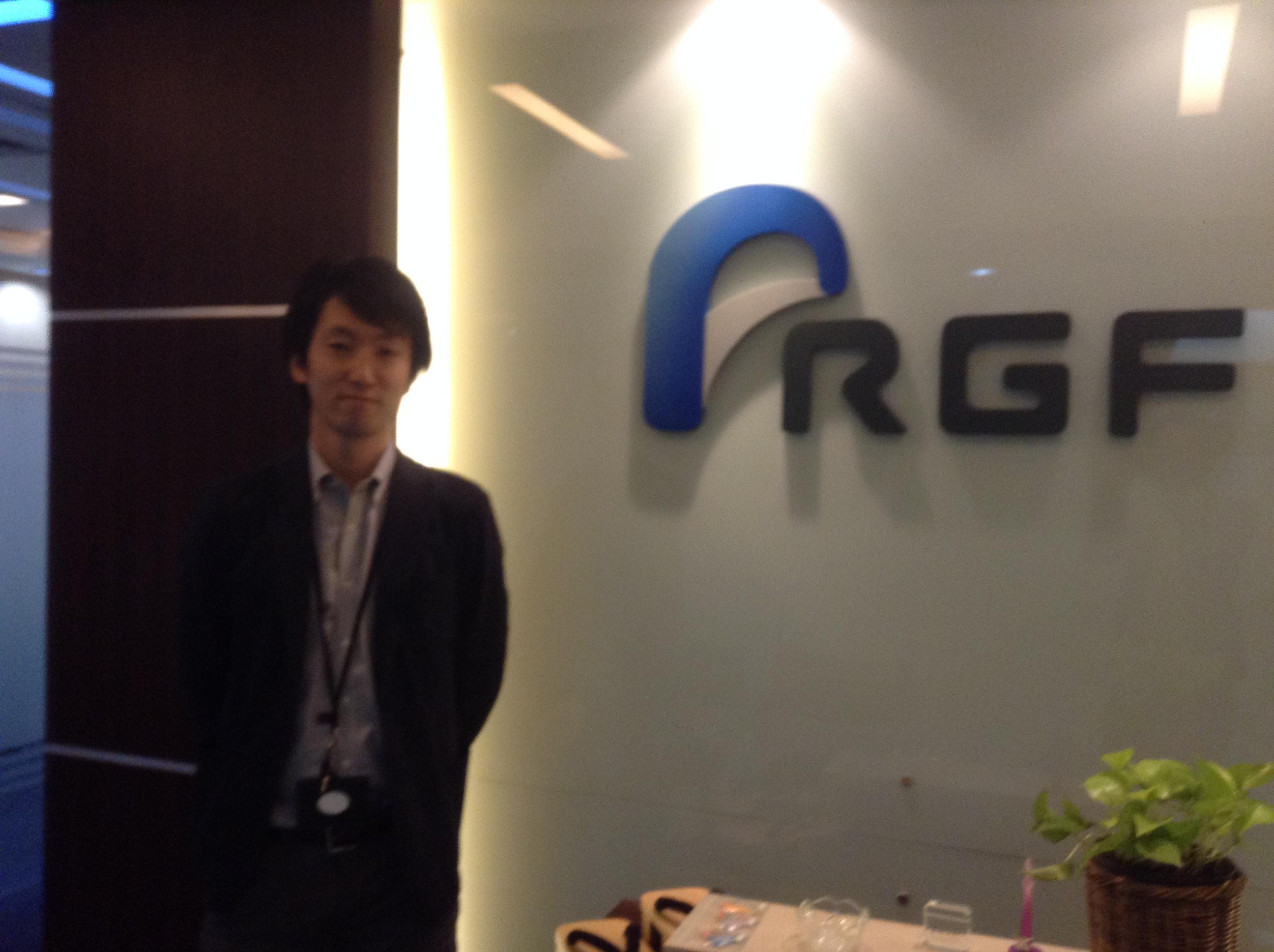インドネシア ジャカルタの転職エージェント RGF社 土肥さん