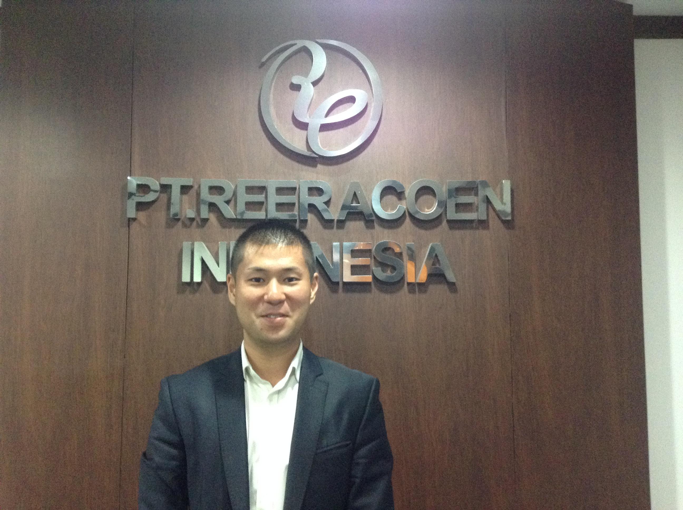 インドネシア ジャカルタの転職エージェント REERACOEN(リーラコーエン) 藤木さん