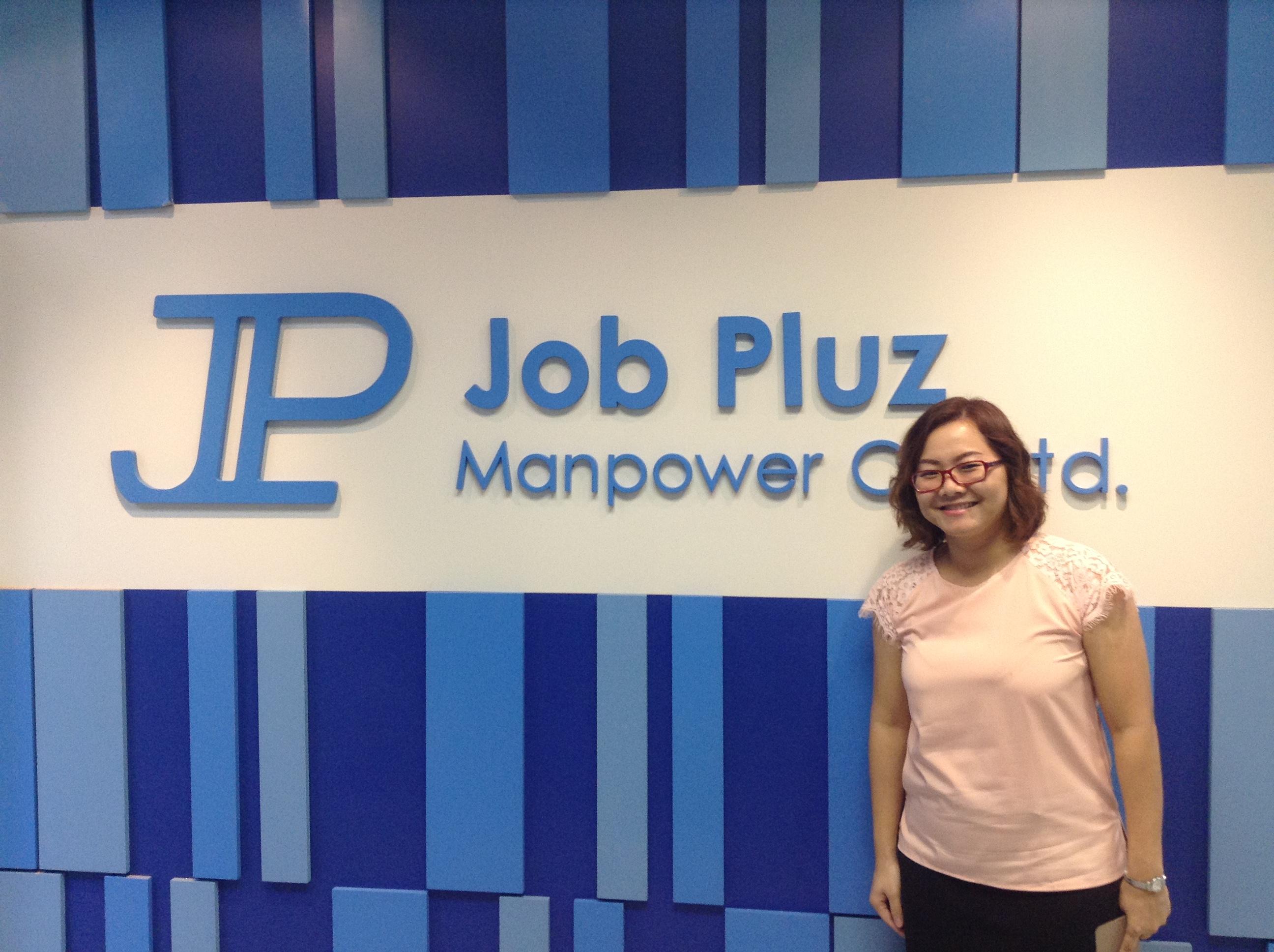 タイの転職エージェント Job Pluz Manpower 代表Intira Chaksuin