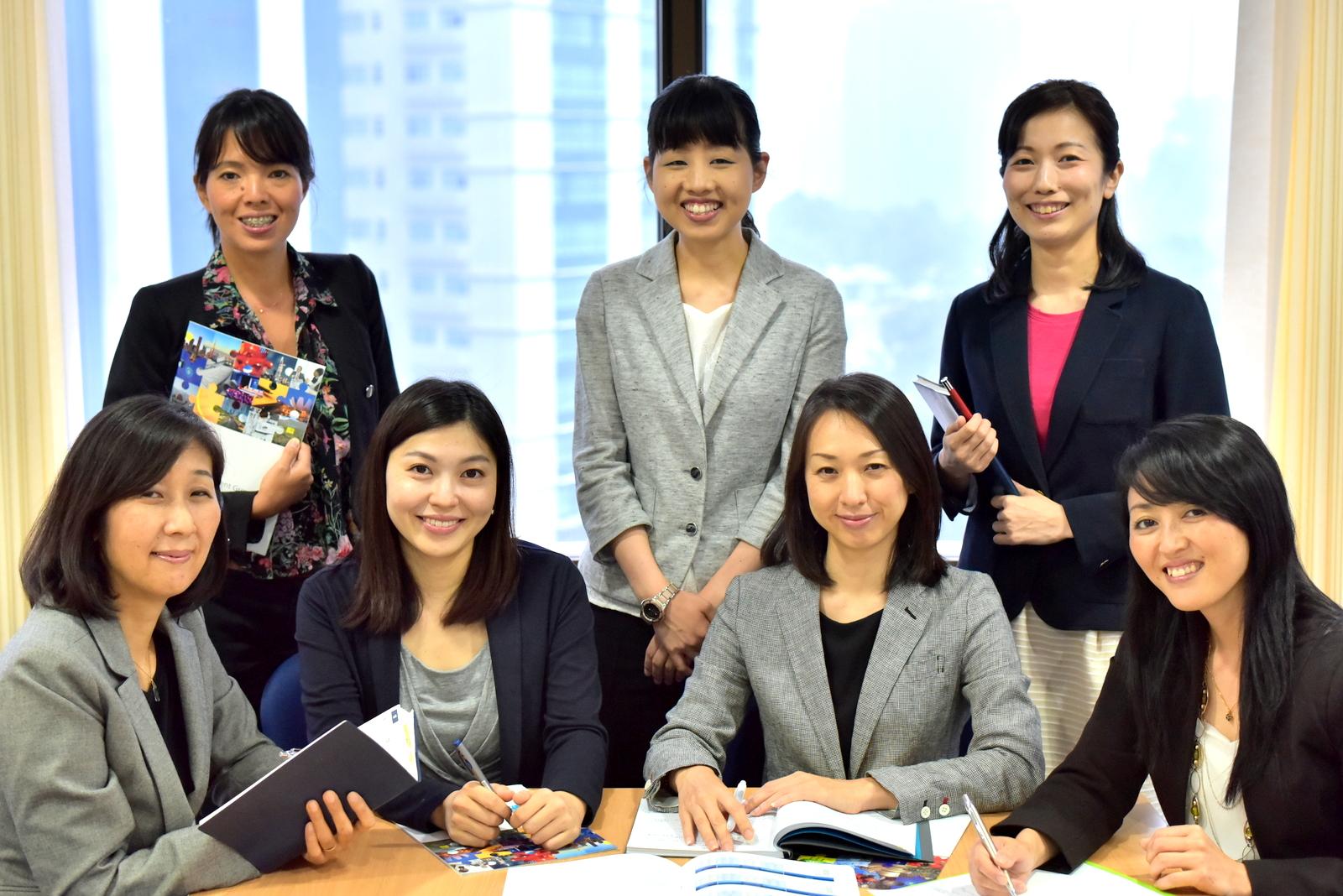 マレーシアの転職エージェント JAC Recruitment メンバー