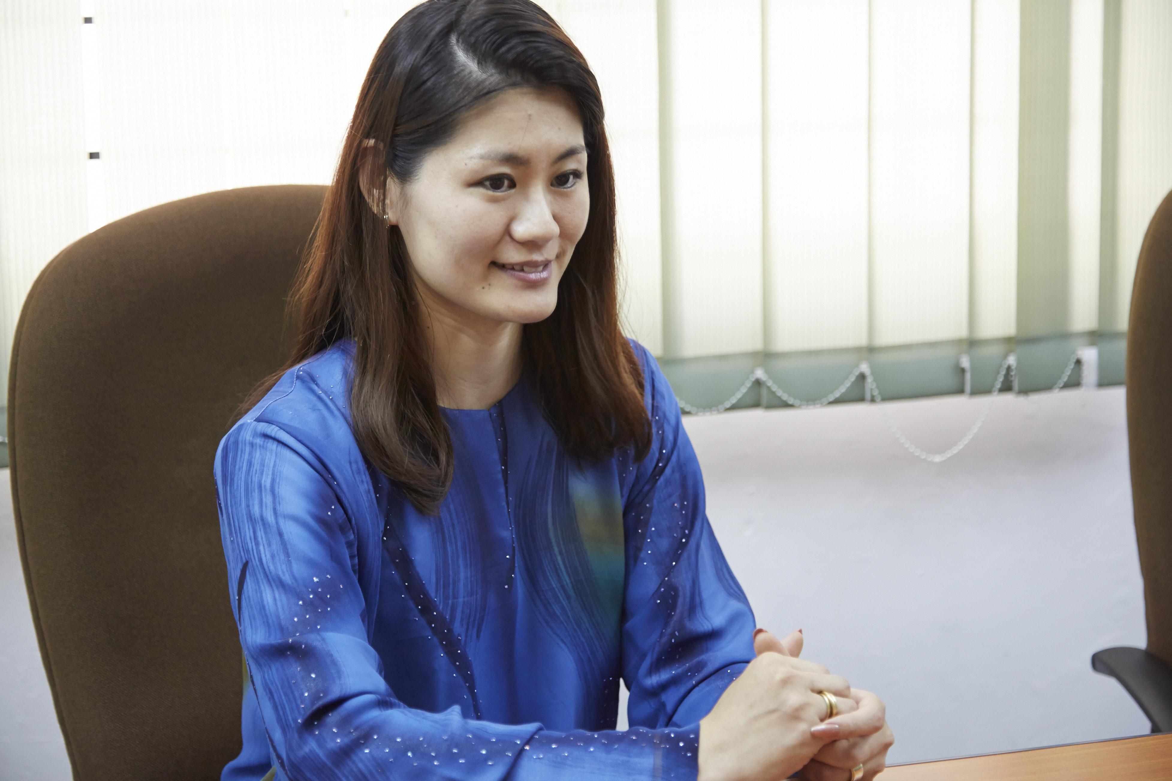 マレーシアの転職エージェント 桜リクルート社 黒田さん