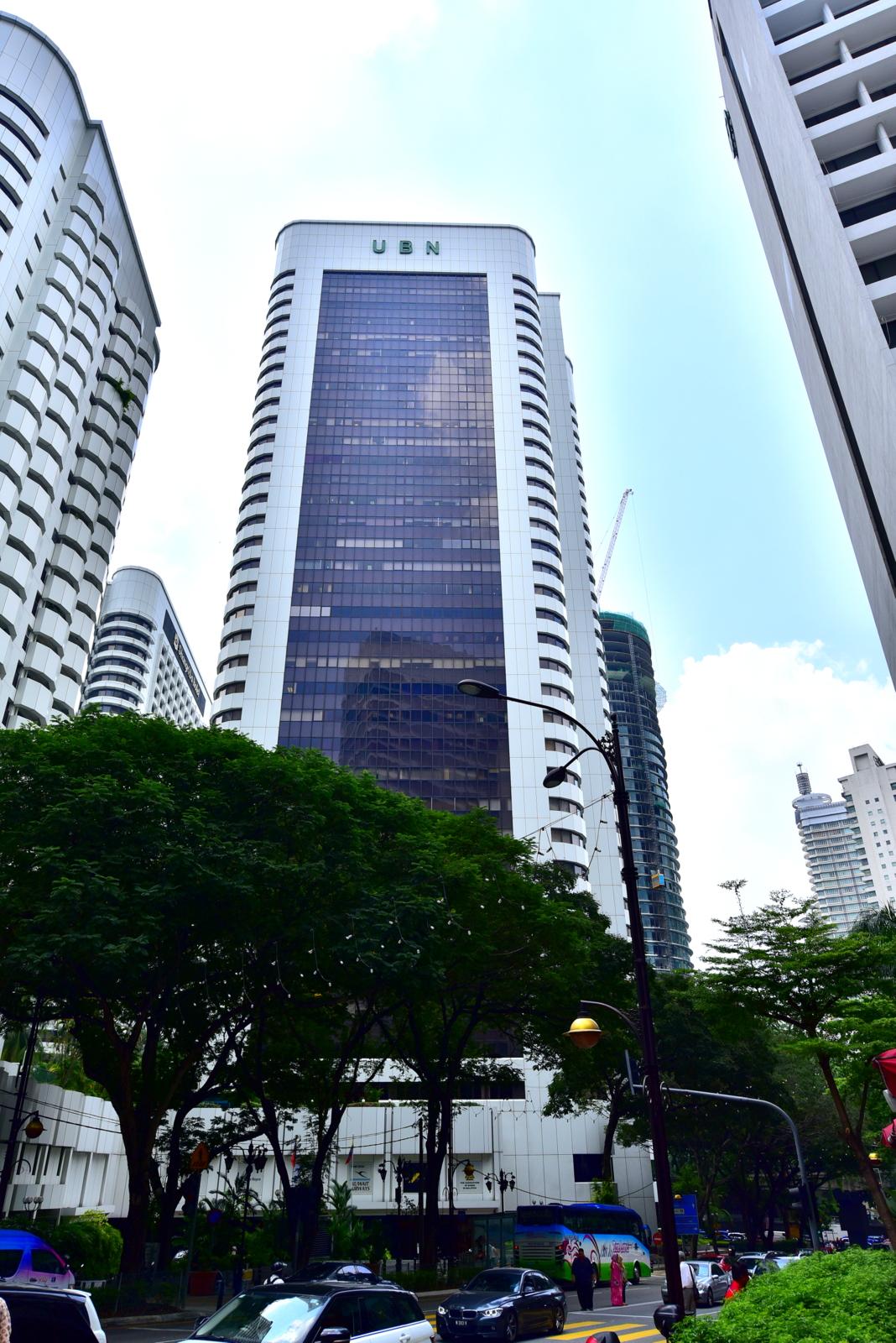 マレーシアの転職エージェント JAC Recruitment マレーシアが入るビル
