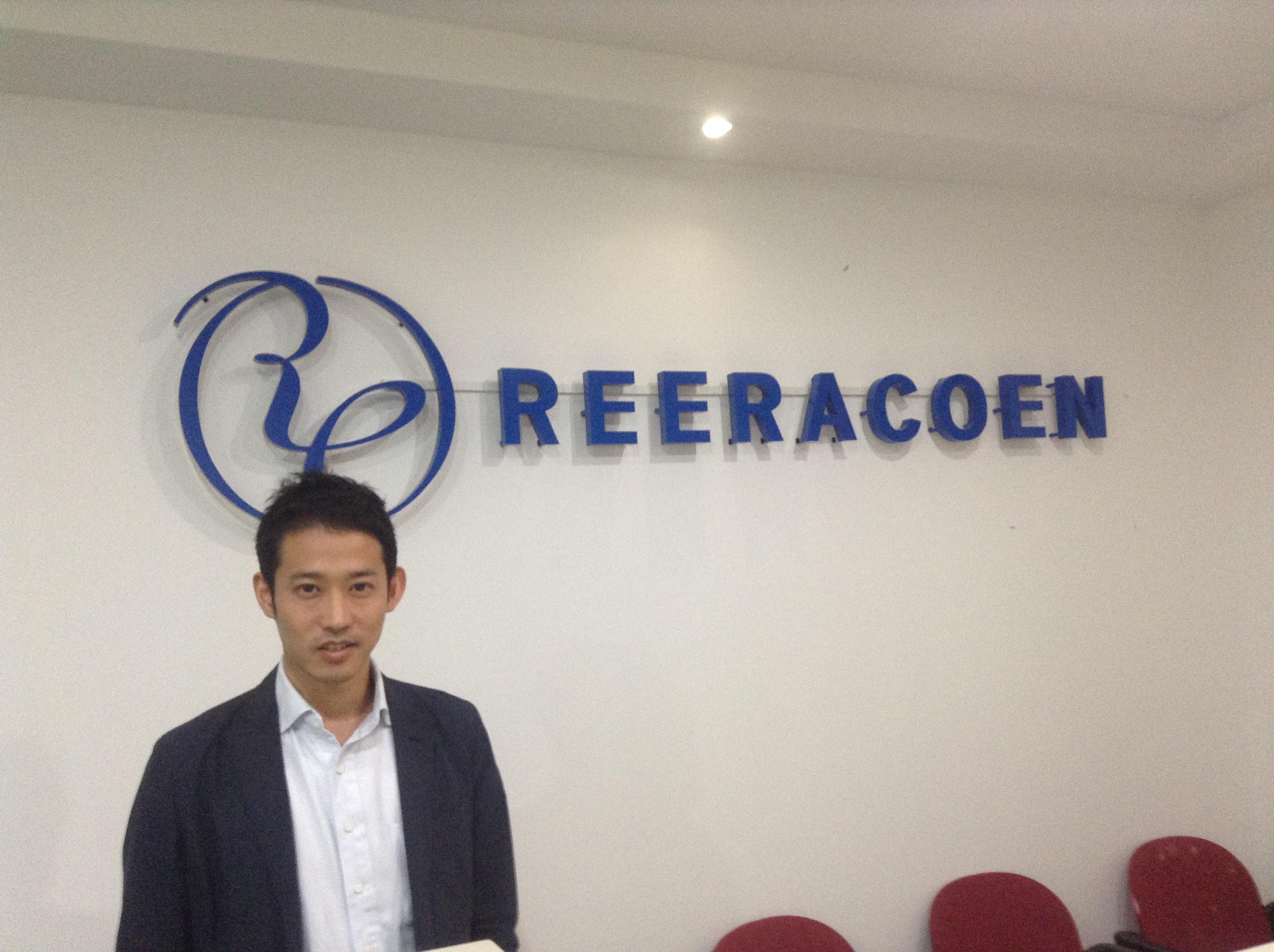 マレーシアの転職エージェント REERACOEN 内藤さん