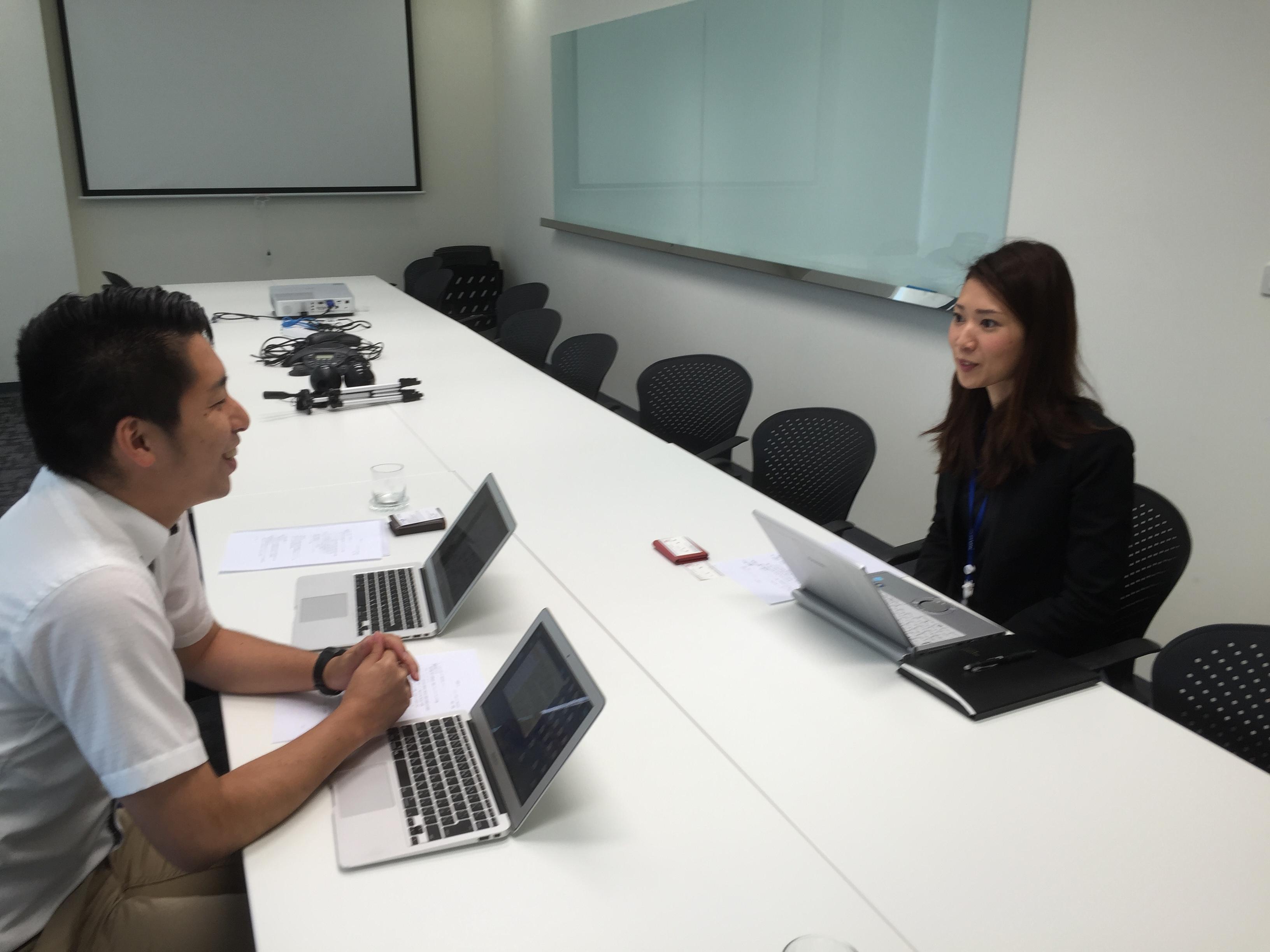 タイの転職エージェント RGF HR Agent 伊藤さん 対談