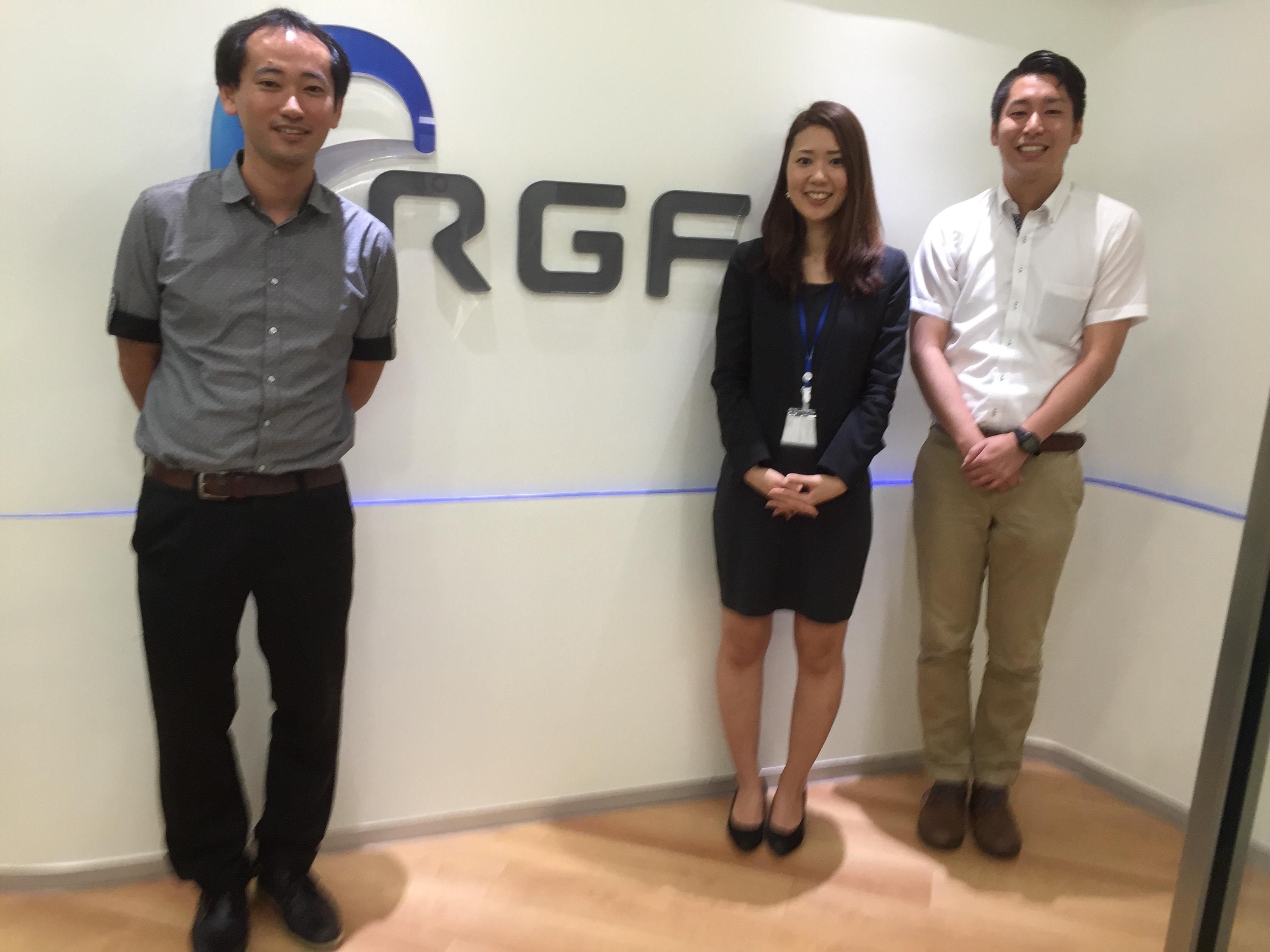 タイの転職エージェント RGF HR Agent 伊藤さんと