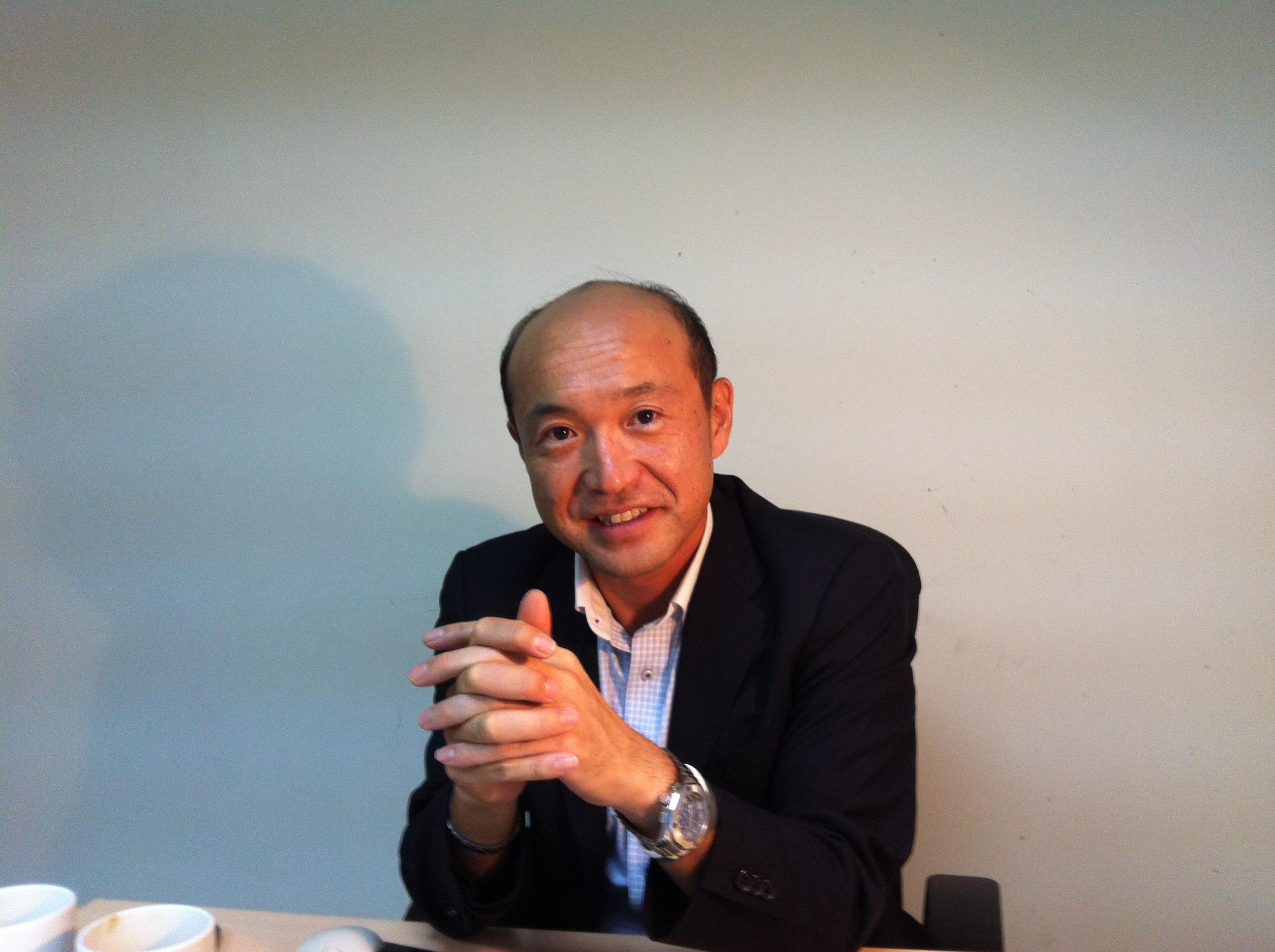 クイック・ベトナムの古屋武雄氏