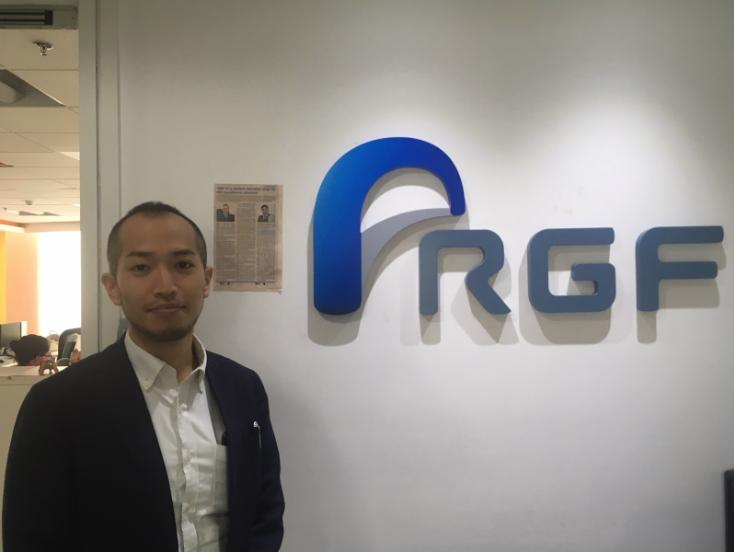 RGF HR Agent India 担当の森土様