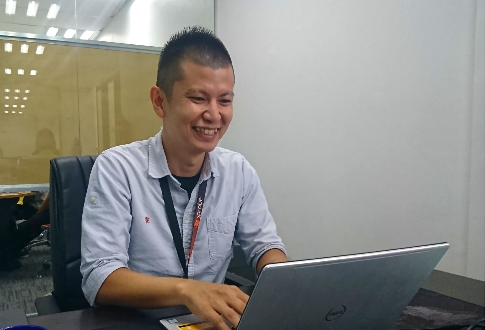 セブのIT企業で働く 村田慎二さん