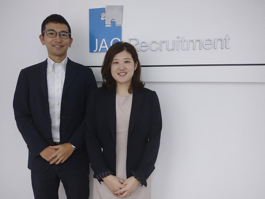 ベトナム ハノイの転職エージェント JAC Recruitmentの桑田さんと大矢さん