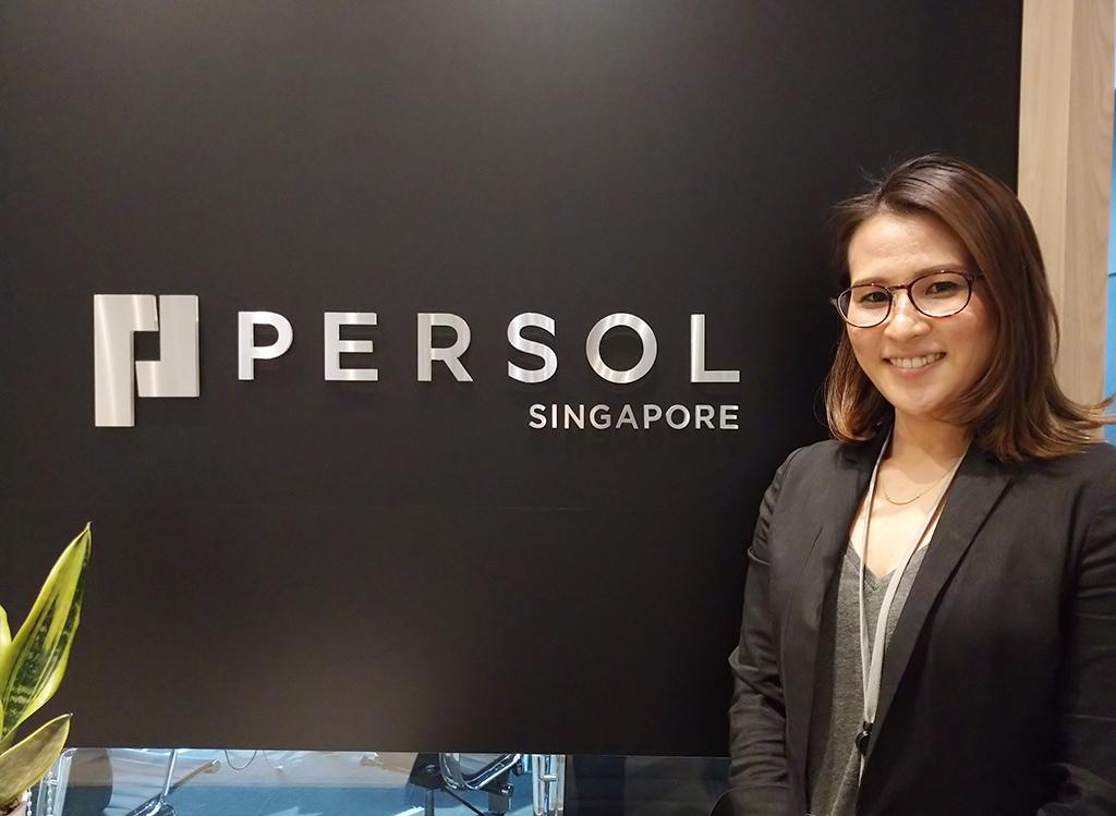 パーソル シンガポール 山本様