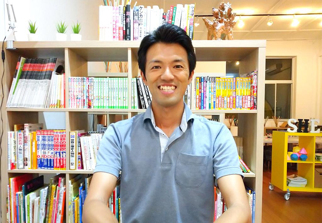 シンガポールの起業家 有岡瑛志さん