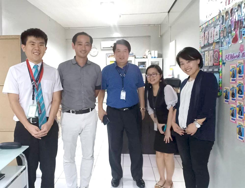 フィリピンの転職エージェント J-K Network Manpower Services