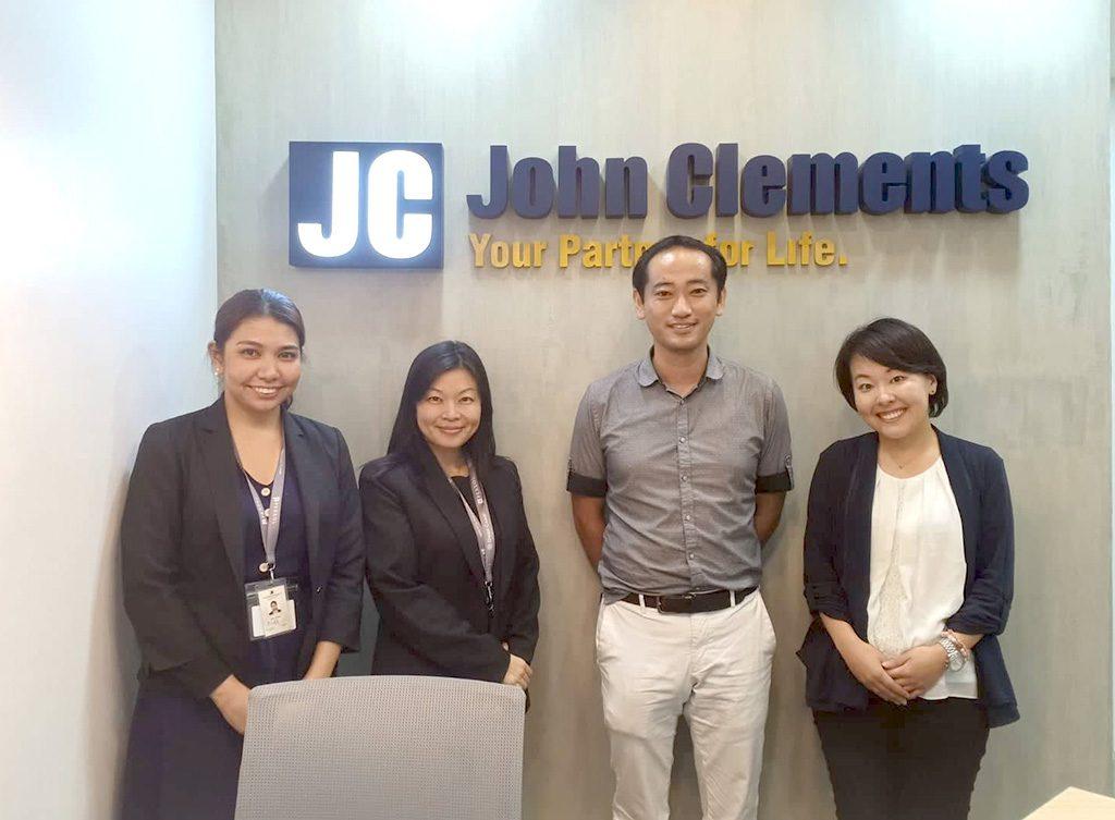 フィリピンの転職エージェントPERSOLに訪問
