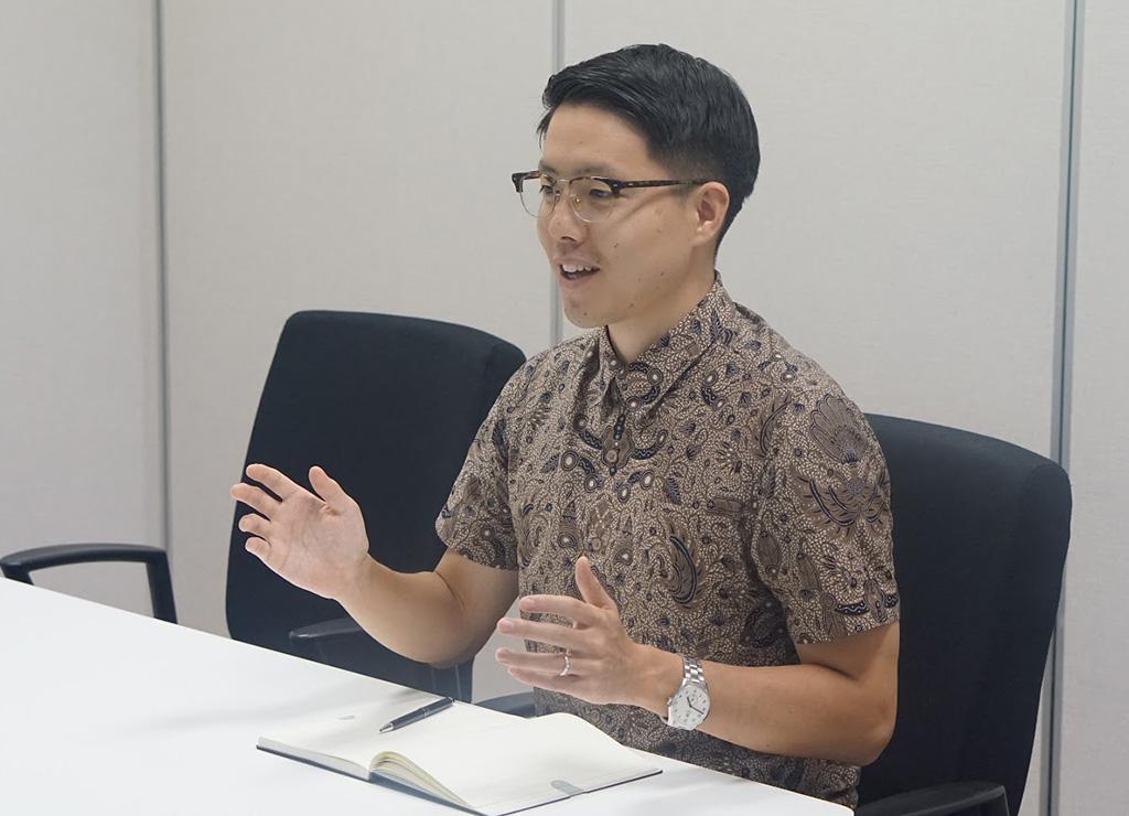 インドネシアの転職エージェント パソナ インドネシアの宇野様