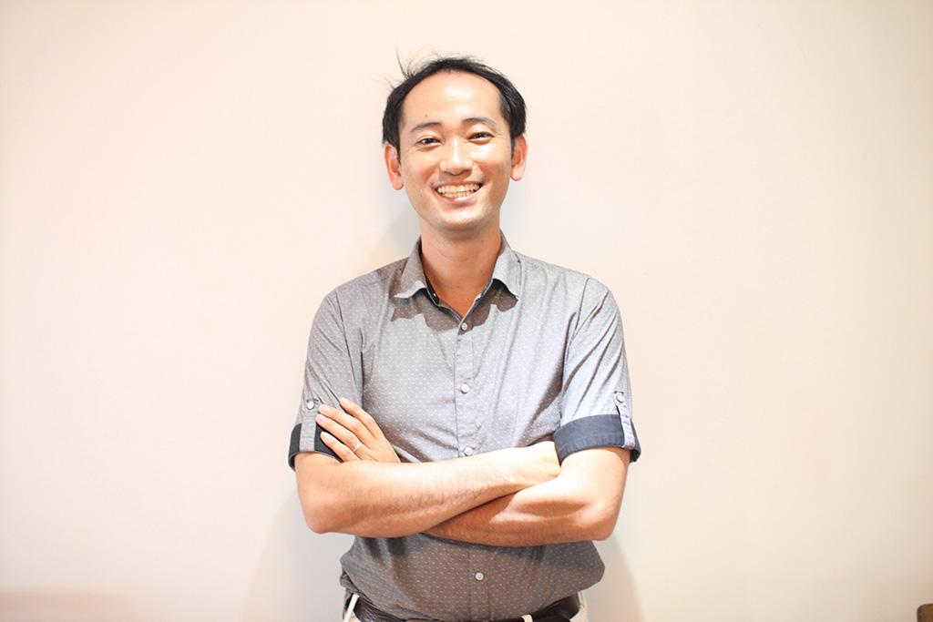 セブの起業家 岡本琢磨氏